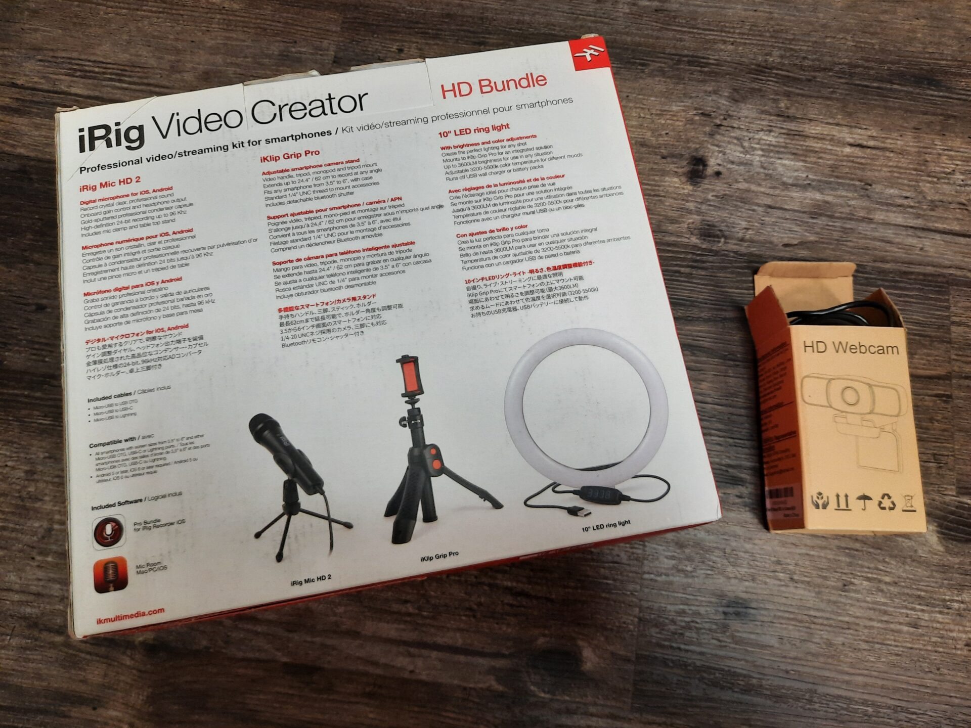 Technik für kleine Filmprojekte...